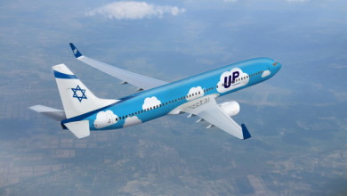 UP aircraft